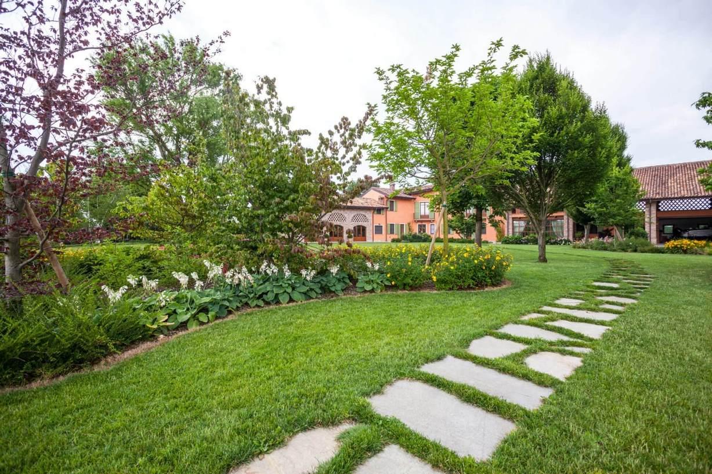Am casali srl giardini e terrazzi prati sintetici pavia - Progettazione terrazzi milano ...