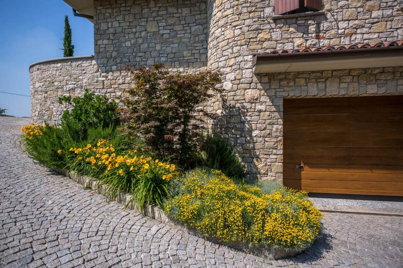 Giardini pensili milano un giardino pensile nel cuore di for Costruire un cottage